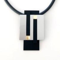 Halsband, ALU009